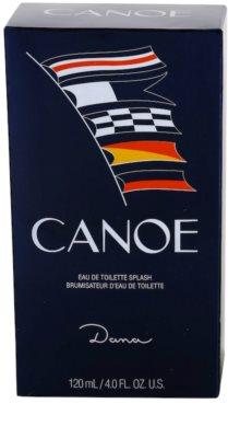 Dana Canoe Eau de Toilette für Herren  ohne Zerstäuber 3