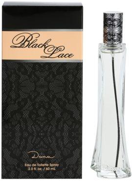 Dana Black Lace eau de toilette para mujer