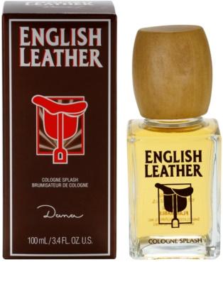 Dana English Leather Eau de Cologne für Herren
