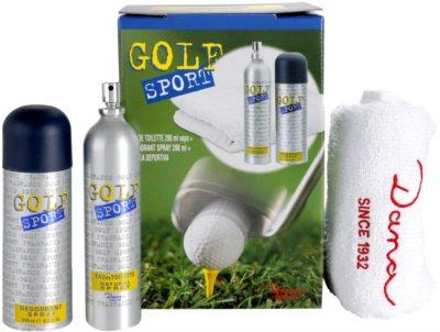 Dana Golf Sport coffret presente