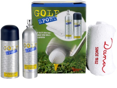 Dana Golf Sport lote de regalo