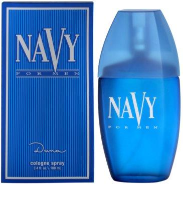 Dana Navy For Men Eau de Cologne für Herren