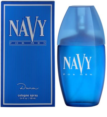 Dana Navy For Men Eau de Cologne para homens