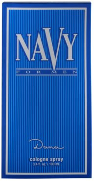 Dana Navy For Men Eau de Cologne para homens 4