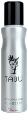 Dana Tabu deodorant Spray para mulheres