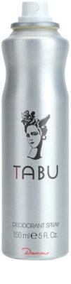 Dana Tabu desodorante en spray para mujer 1