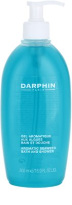 Darphin Body Care gel za prhanje in kopanje z morskimi algami
