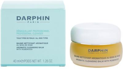 Darphin Cleansers & Toners aromatický čisticí balzám s růžovým dřevem 2