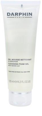 Darphin Cleansers & Toners espuma facial em gel com nenúfar