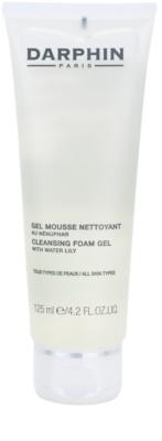 Darphin Cleansers & Toners odličovací pěnivý gel s leknínem