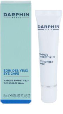 Darphin Eye Care osvěžující maska na oční okolí 2