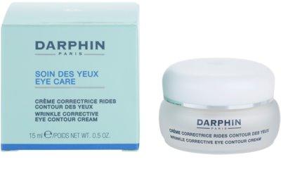 Darphin Eye Care crema correctora para arrugas en el  contorno de ojos 3