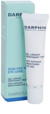 Darphin Eye Care glättendes Gel für ermüdete Augenkonturen 2