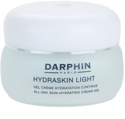 Darphin Hydraskin Light feuchtigkeitsspendende Gel-Creme für normale Haut und Mischhaut