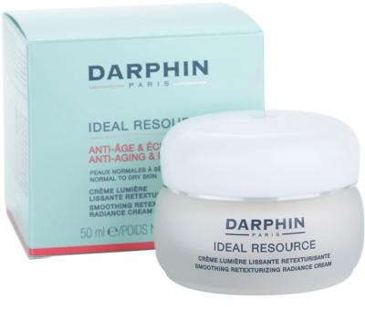 Darphin Ideal Resource crema alisadora para restaurar la estructura e iluminar la piel 2