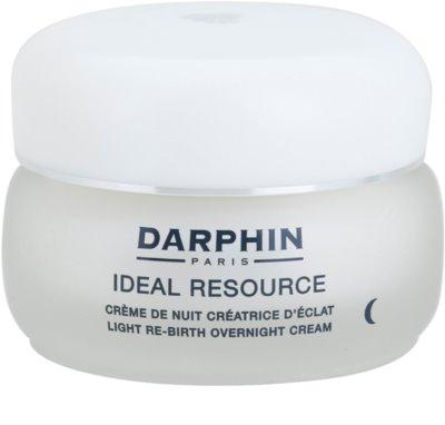 Darphin Ideal Resource crema de noche antienvejecimiento