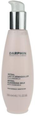 Darphin Intral очищуюче молочко для чутливої шкіри