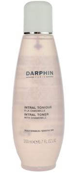 Darphin Intral tonik do demakijażu dla cery wrażliwej