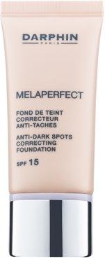 Darphin Melaperfect Korrektur-Make up gegen dunkle Hautflecken SPF 15