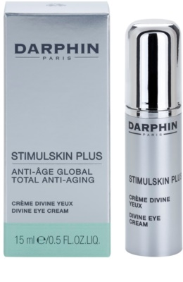 Darphin Stimulskin Plus creme reparador para o contorno dos olhos 2