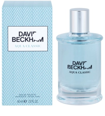 David Beckham Aqua Classic Eau de Toilette para homens