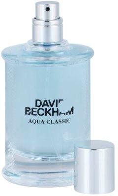 David Beckham Aqua Classic Eau de Toilette para homens 3