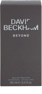 David Beckham Beyond toaletna voda za moške 4