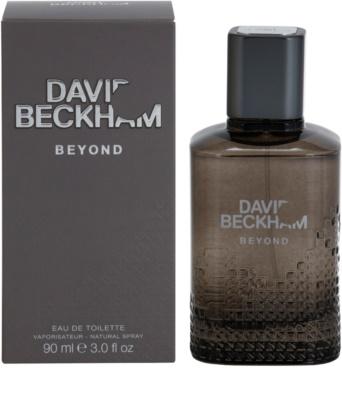 David Beckham Beyond toaletna voda za moške