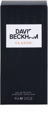 David Beckham Classic toaletní voda pro muže 4