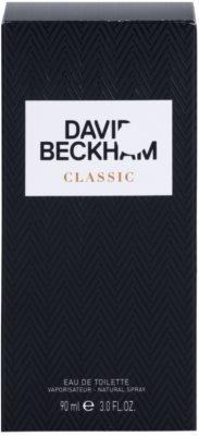 David Beckham Classic toaletna voda za moške 4