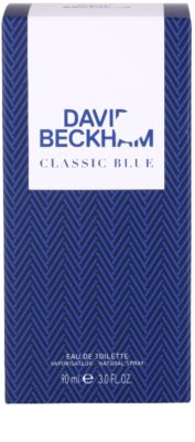 David Beckham Classic Blue Eau de Toilette for Men 4
