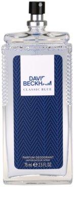David Beckham Classic Blue Дезодорант с пулверизатор за мъже 1