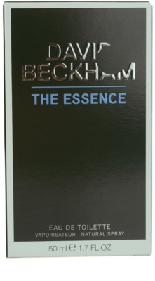 David Beckham The Essence toaletna voda za moške 4
