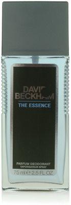 David Beckham The Essence дезодорант з пульверизатором для чоловіків