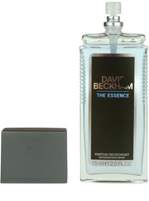 David Beckham The Essence desodorizante vaporizador para homens 2