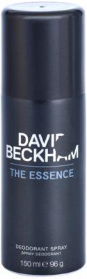 David Beckham The Essence desodorante en spray para hombre