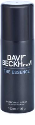 David Beckham The Essence dezodor férfiaknak