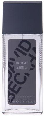 David Beckham Homme Deodorant spray pentru barbati