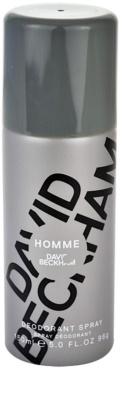 David Beckham Homme дезодорант-спрей для чоловіків