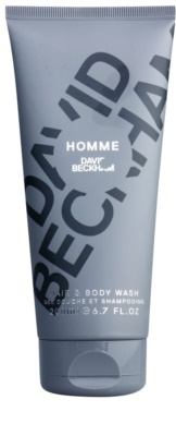 David Beckham Homme Shower Gel for Men