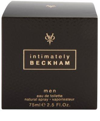 David Beckham Intimately Men туалетна вода для чоловіків 4