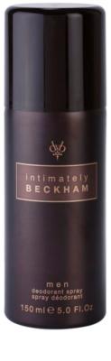David Beckham Intimately Men Deo-Spray für Herren