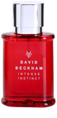 David Beckham Intense Instinct Eau de Toilette für Herren 3
