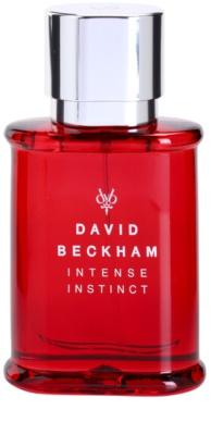 David Beckham Intense Instinct тоалетна вода за мъже 3
