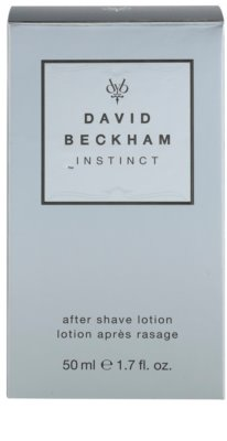 David Beckham Instinct After Shave Lotion for Men 3