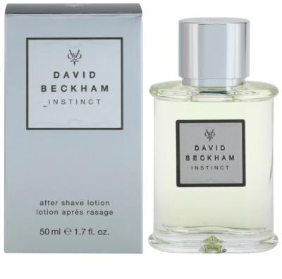 David Beckham Instinct after shave pentru barbati