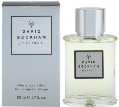 David Beckham Instinct voda po holení pre mužov