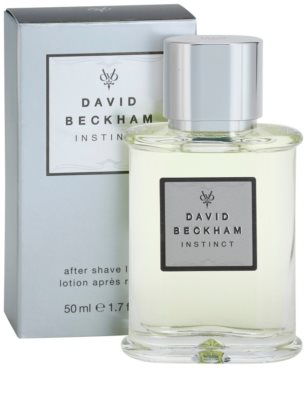 David Beckham Instinct After Shave Lotion for Men 1