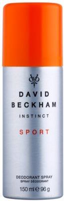 David Beckham Instinct Sport Deo-Spray für Herren