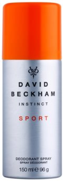 David Beckham Instinct Sport deospray pro muže